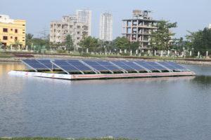 Vikram Solar Floating PV 2015
