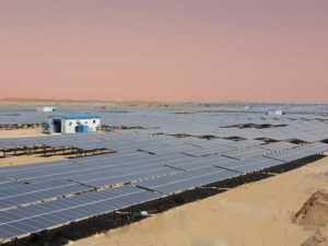 Vikram Solar 130 MW plant in Rajasthan